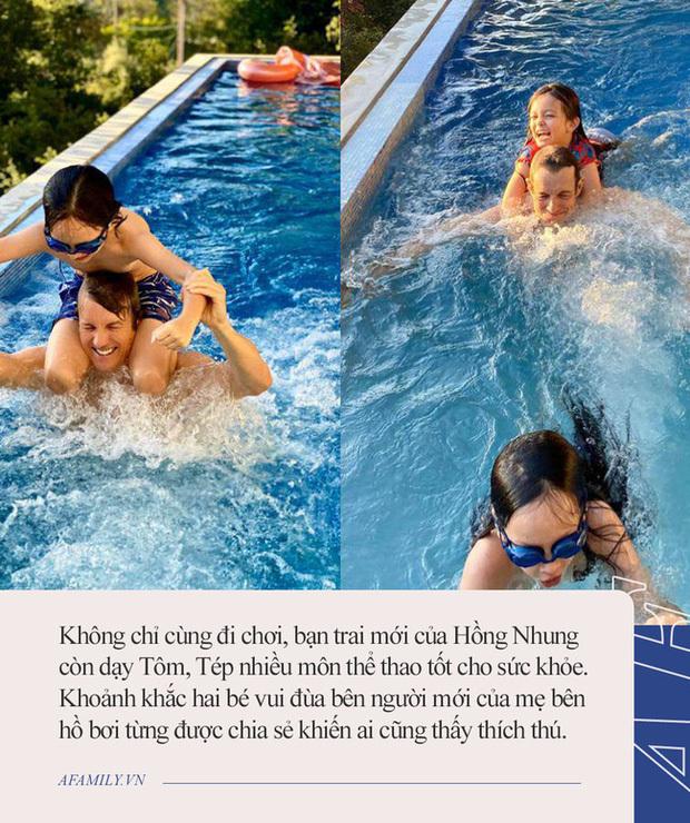 Danh tính bạn trai mới của diva Hồng Nhung lần đầu được tiết lộ