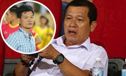 Trưởng ban trọng tài Dương Văn Hiền