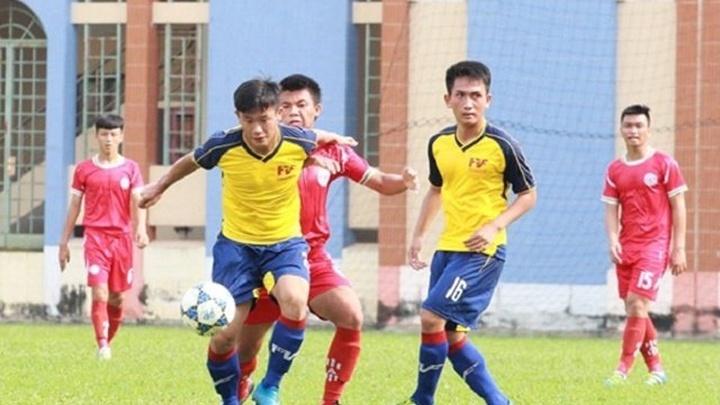 U19 Nam Định rơi vào bảng đấu 'tử thần' ở giải quốc gia 2021