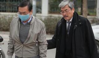 Hoãn phiên tòa xét xử cựu Bộ trưởng Vũ Huy Hoàng và 9 đồng phạm