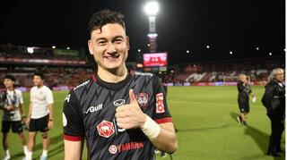 Đặng Văn Lâm gia nhập đội bóng hàng đầu Nhật Bản?
