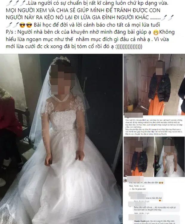 Xôn xao thông tin người phụ nữ U40 có chồng, 2 con, tự nhận mới ngoài 20 để lấy chồng mới mà không ai biết