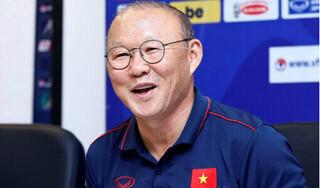HLV Park Hang Seo tiết lộ mục tiêu lớn nhất trong năm 2021