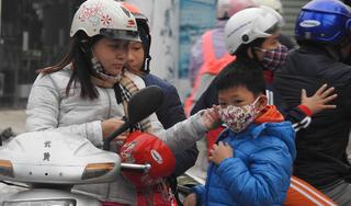 Nhiều tỉnh, thành cho học sinh nghỉ học khi thời tiết dưới 10 độ