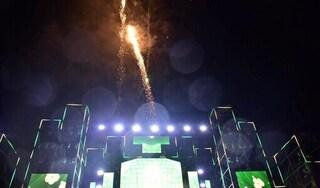 'Tự ý' bắn pháo hoa tại sự kiện Huế - Countdown 2021