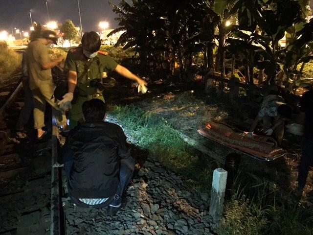 Người đàn ông bị tàu hoả tông chết tại địa bàn TP Thủ Đức