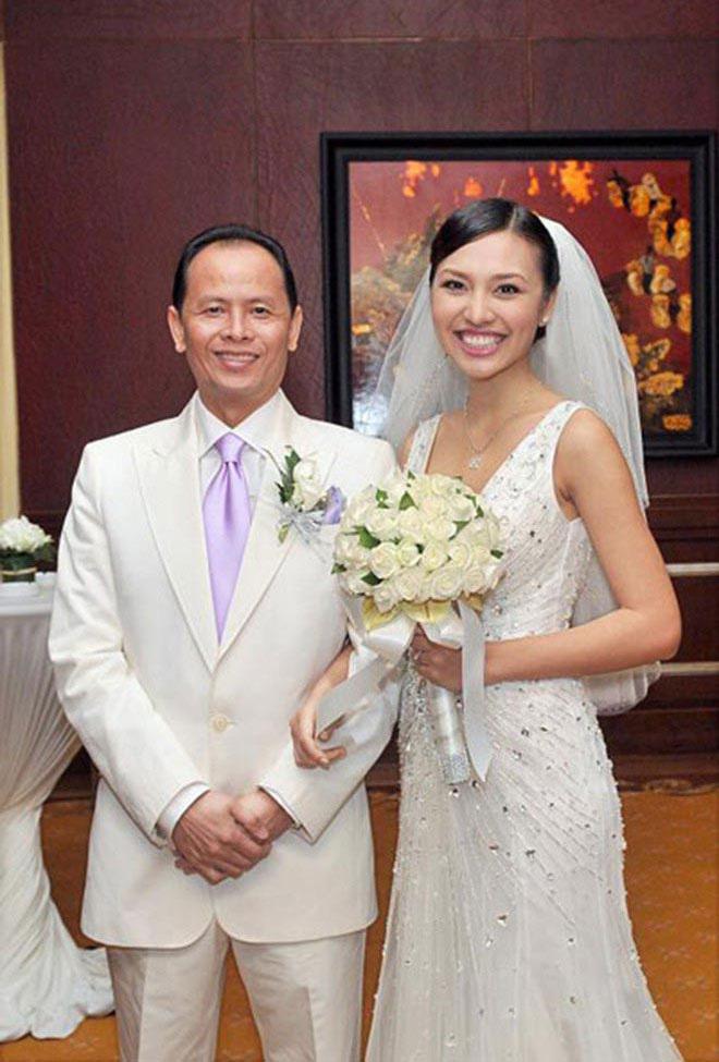 5 mỹ nhân Việt gây 'sốt' với cuộc sống hôn nhân hạnh phúc bên chồng đại gia hơn tuổi