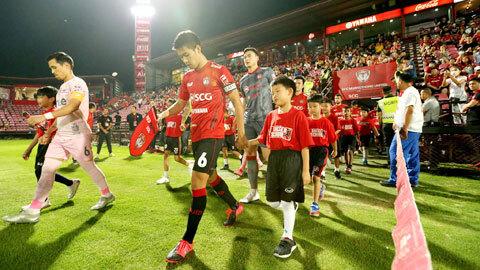 Việt Nam đang là giấc mơ của các cầu thủ Thái Lan