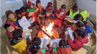 Hàng trăm trường học vùng núi cho học sinh nghỉ vì rét đậm, rét hại