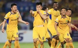 Danh sách dự V.League 2021 của CLB SLNA: Nhiều cầu thủ trẻ