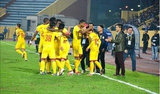 DNH Nam Định xin đổi tên trước ngày V.League khởi tranh