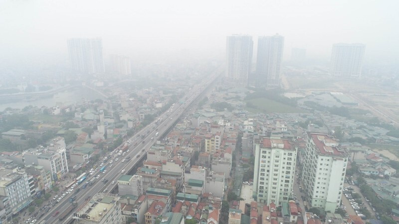 Hà Nội: Ô nhiễm không khí kéo dài ít nhất đến năm 2030