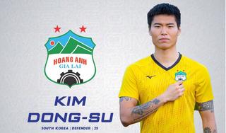 Trung vệ người Hàn Quốc vừa gia nhập HAGL 'khủng' cỡ nào?