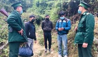 3 người nhập cảnh trái phép bỏ chạy khi thấy lực lượng biên phòng