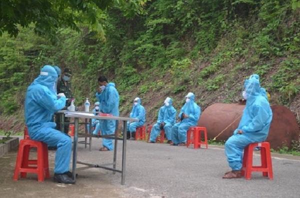 Thêm 5 ca mắc COVID-19 tại Thanh Hóa, Phú Yên, Tây Ninh