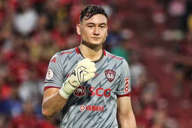 Đặng Văn Lâm chấm dứt hợp đồng với Muangthong United