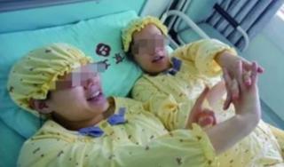 Con của hai chị em song sinh giống nhau kỳ lạ, gia đình xét nghiệm ADN phát hiện sự thật khó