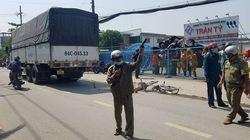 Nữ sinh cấp 1 bị xe tải cán tử vong trên đường đi học về