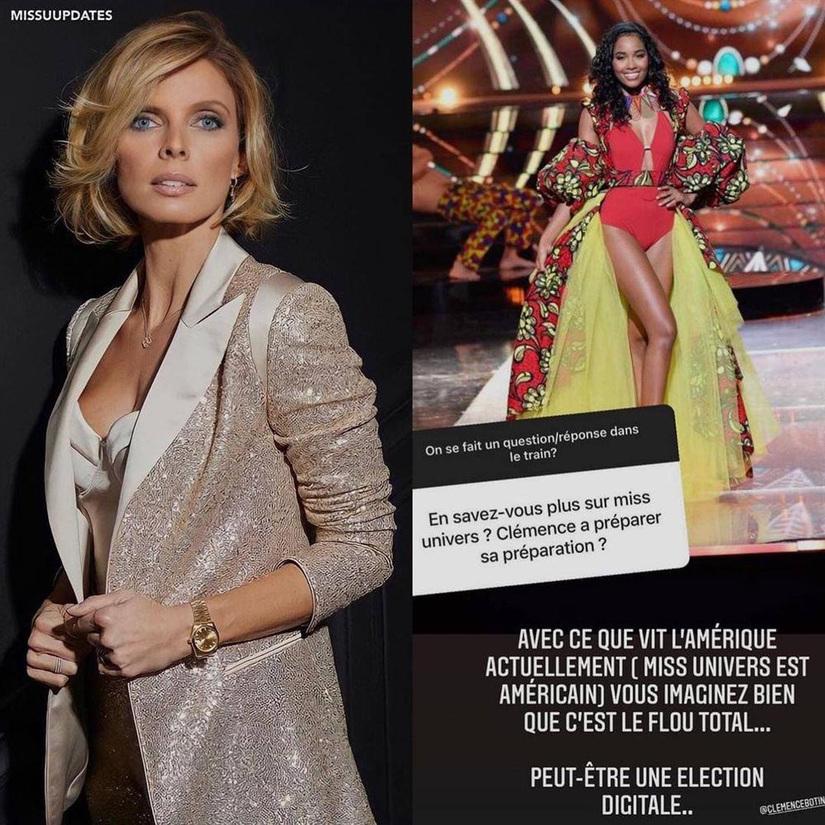 Hoa hậu Hoàn vũ Thế giới 2020 sẽ tổ chức với hình thức online?