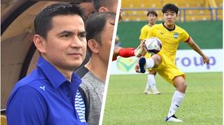 Dẫn dắt CLB HAGL, HLV Kiatisak trở thành nhân vật 'hot' trên MXH Thái Lan