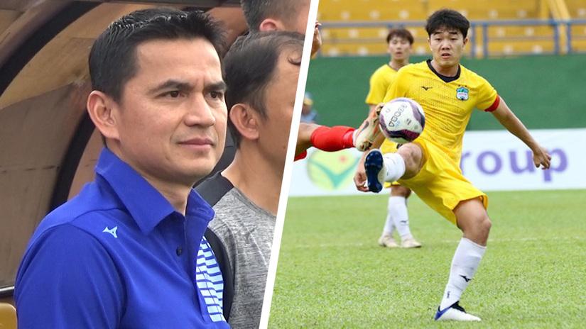 Fan Kiatisak tăng mạnh khi dẫn dắt CLB HAGL