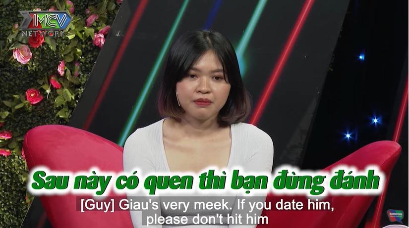 Bạn muốn hẹn hò: Trai đẹp 23 tuổi ám ảnh vì bị bạn gái cũ đánh tới chảy máu