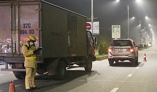 Phạt gần 50 triệu đồng tài xế gây tai nạn còn thách thức công an