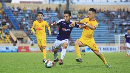 Hà Nội FC mất nhiều trụ cột trận gặp Nam Định