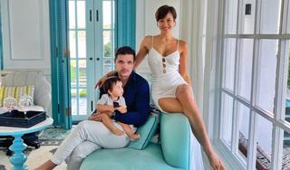 Hơn 2 năm lấy chồng Tây đại gia, MC Phương Mai có cuộc sống viên mãn ra sao?