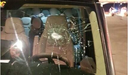 Triệu tập nhóm đối tượng ném đá vào ô tô trên cao tốc Lạng Sơn - Bắc Giang