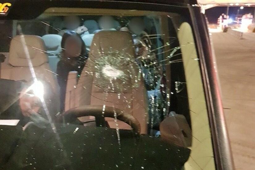 Triệu tập nhóm thanh, thiếu niên ném đá ô tô lưu thông trên cao tốc Lạng Sơn - Bắc Giang