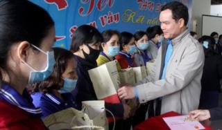 Một doanh nghiệp ở Quảng Nam thưởng Tết 630 triệu đồng