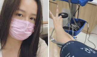 Mai Phương Thúy vào viện, Noo Phước Thịnh liền có hành động chuẩn 'chồng nhà người ta'