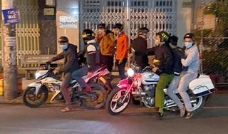 Nổ súng vây bắt hàng chục 'quái xế' nẹt pô náo loạn đường phố