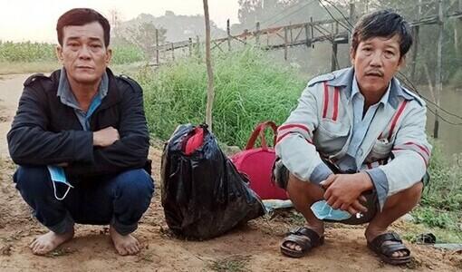 Phát hiện 2 người nhập cảnh trái phép, trốn cách ly về quê ăn Tết