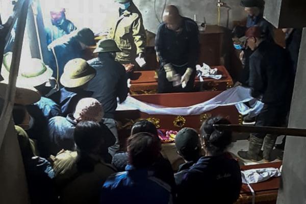 Vụ 3 bố con tử vong ở Phú Thọ: Chồng từng cắt trụi tóc vợ rồi chụp ảnh gửi cho người thân