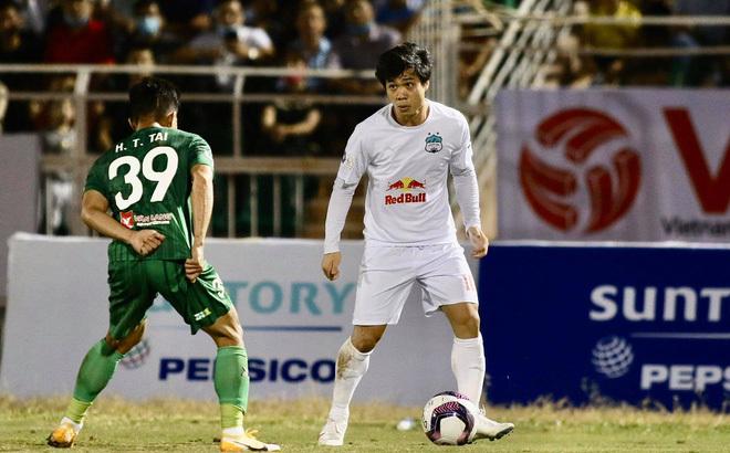 điểm yếu của HAGL ở trận thua Sài Gòn FC
