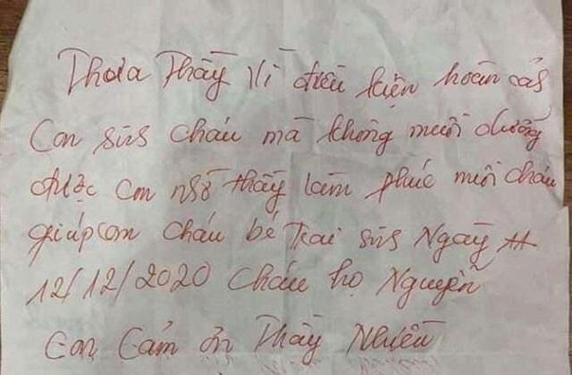 Hải Phòng: Một tháng, 3 bé trai bị bỏ rơi trước cổng chùa Linh Sơn