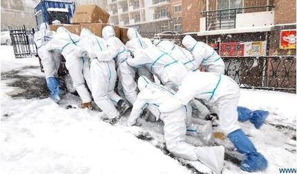 TQ: Nhiều nhân viên chống dịch Covid-19 đột tử, chuyện gì đang xảy ra?