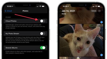 Làm thế nào để xoá tất cả ảnh trên iPhone nhanh nhất?