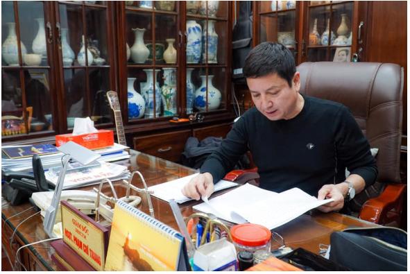 NSƯT Chí Trung nói gì khi đóng 'Táo Giáo dục' trong Táo Quân 2021?