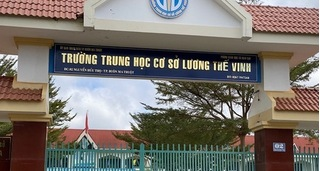 Đắk Lắk: Cho thôi việc giáo viên mượn bằng cấp 3 đi học, đi dạy
