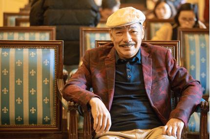 Nhạc sĩ Trần Tiến tái xuất sau tin đồn qua đời: 'Tôi khỏe, đủ sức đọ tay với trai trẻ'