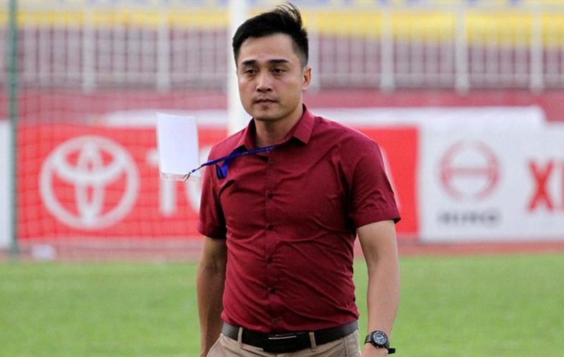 HLV Đức Thắng tiết lộ đã nói với HLV Nguyễn Sỹ Gramoz