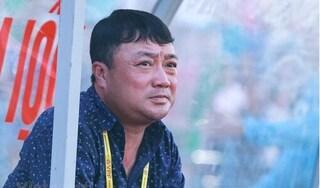 Thi đấu thất vọng trước Thanh Hóa, HLV Trương Việt Hoàng nói gì?