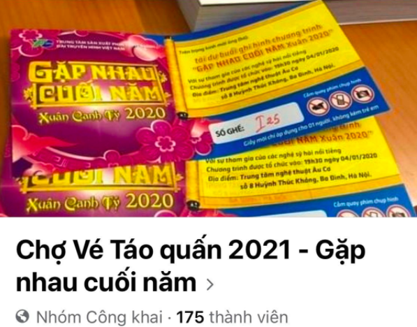 Sự thật giá vé 'khủng' của Táo Quân 2021 khiến dân mạng 'dậy sóng'