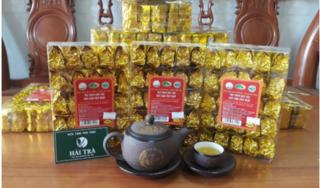 Quà tặng Tết - trà Thái Nguyên đang được ưa chuộng