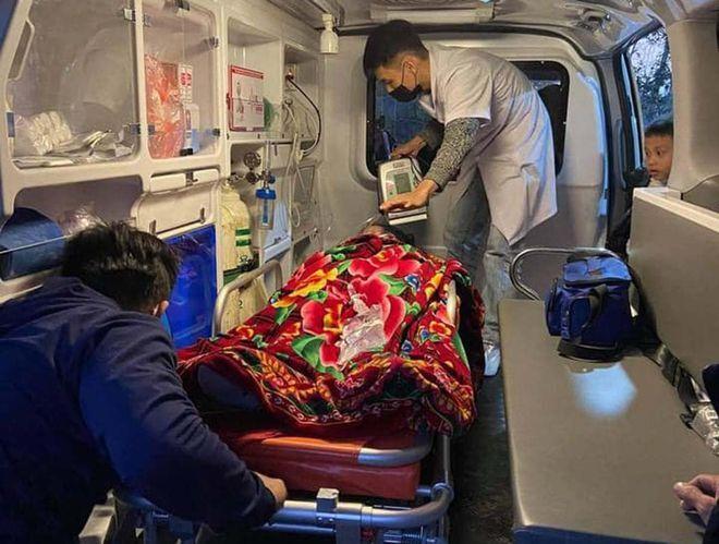 Sản phụ 25 tuổi bị viêm màng não, chấp nhận chết để con được sống