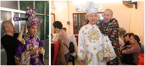 Hé lộ trang phục Táo Quân 2021: 'Ngọc Hoàng, Nam Tào diện lắm!'