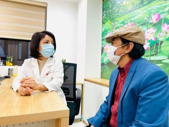 Nghệ sĩ Giang Còi chấp nhận hóa trị ung thư nhưng với 1 điều kiện